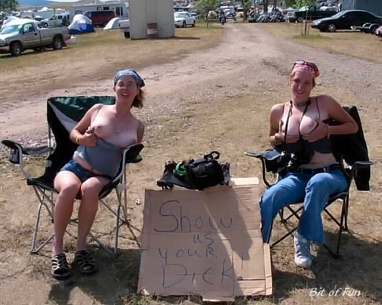 Redneck girl nude and drunk