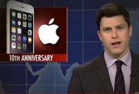 Weekend Update: Crime and Apples Anniversary